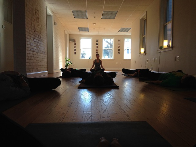 Yoga Nidra allongé